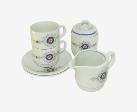 Service en porcelaine de bavière vintage 70