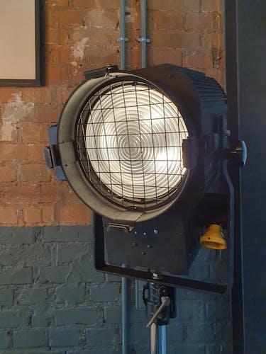 Industrial cinema projector