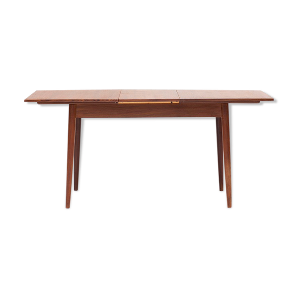 Table teck marron