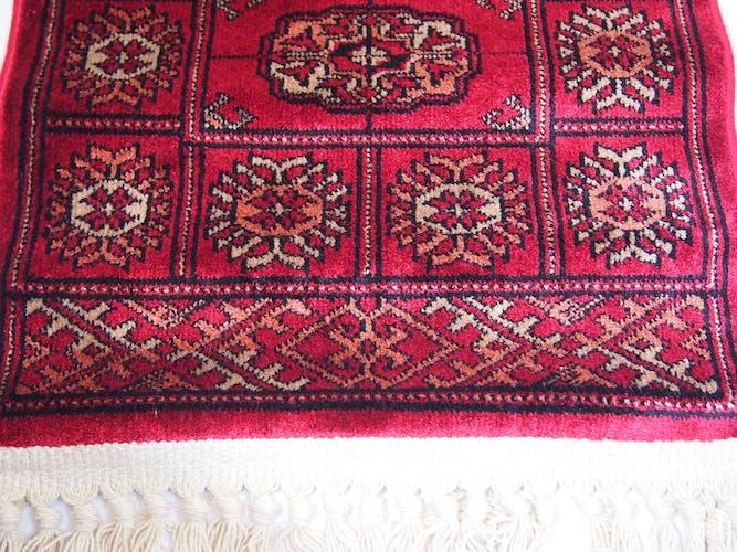 Tapis /vintage/Oushak 35 x 65 cm