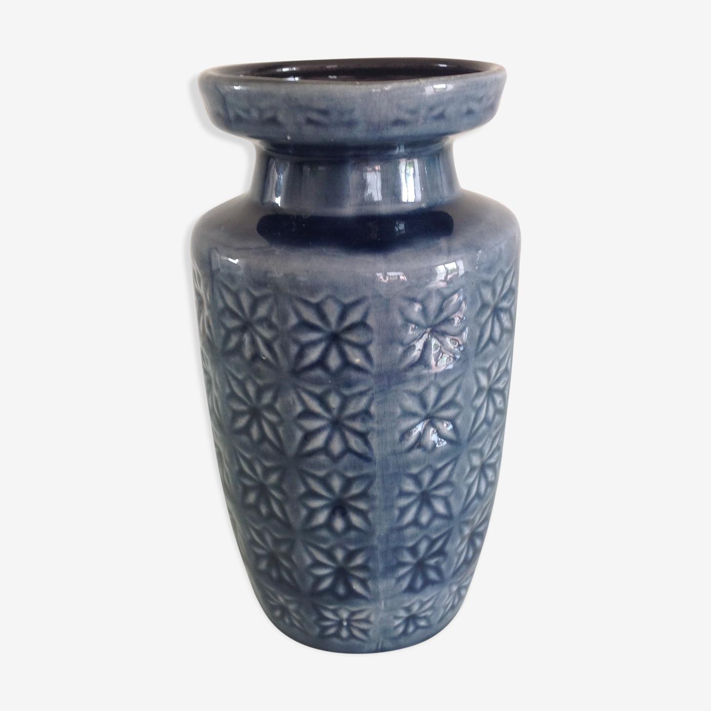 Vase en ceramique vintage Fat Lava Scheurich