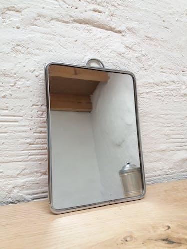 Miroir barbier 23x17cm