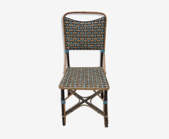 chaise en rotin de bistrot - Chaise Bistrot Rotin