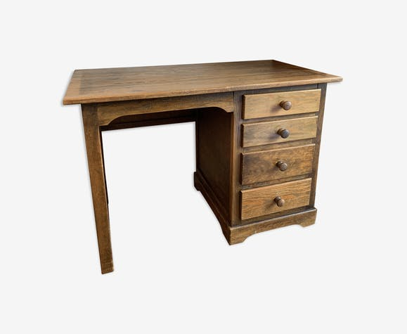 Bureau ancien avec tiroirs