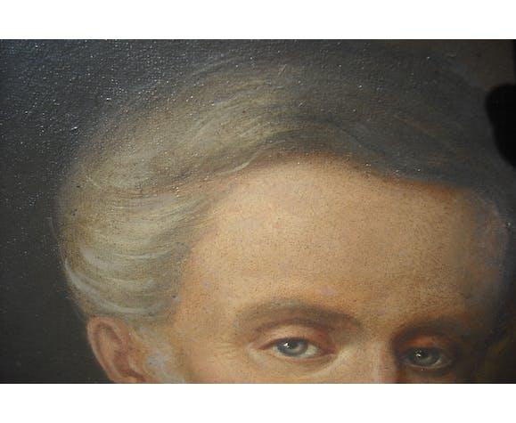 Portrait d'un notable