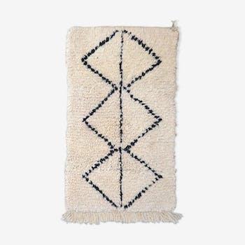 Carpet Beni Ouarain 100x70cm