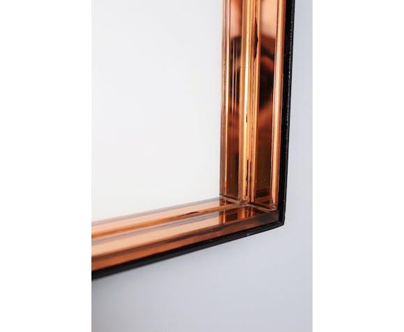 Mirror by Fontana Arte, 1960s - 55 x 55