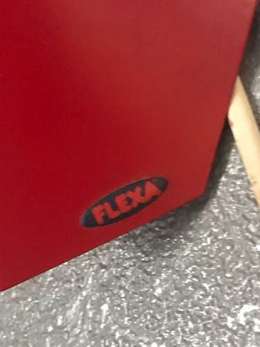 Applique multicolor années 80 vintage Flexa