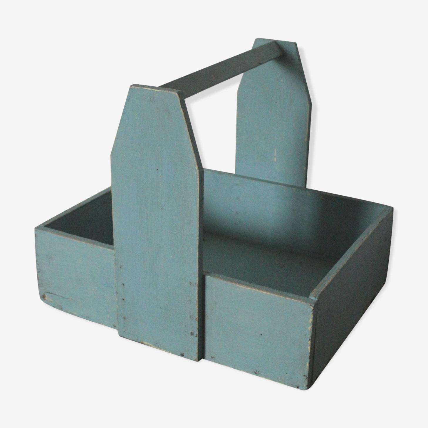 Ancienne caisse d'atelier