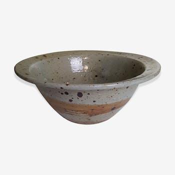 Coupe en grès pyrité