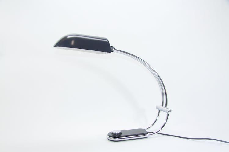 Lampe de bureau par Egon Hillebrand, années 1970