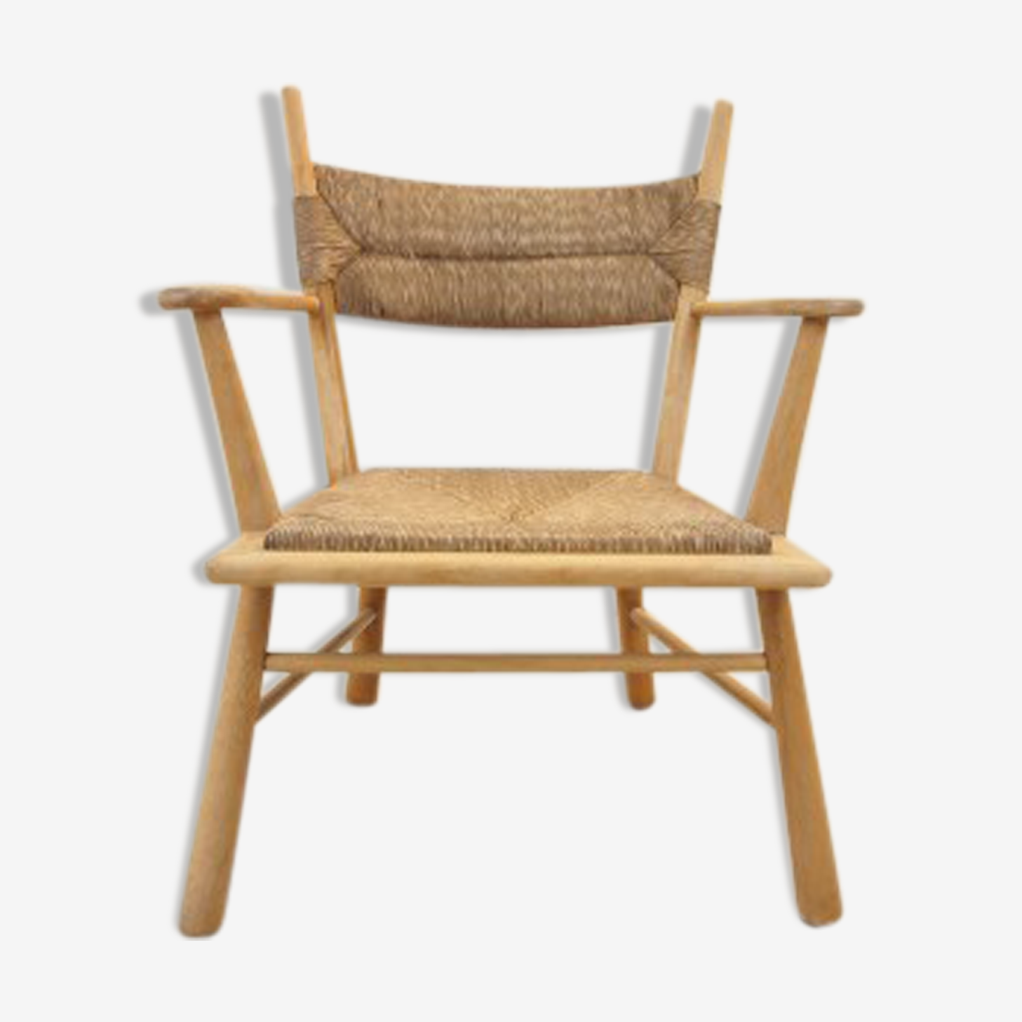 Chaise longue vintage de Bas van Pelt