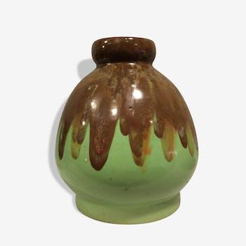Céramique vase des années 50