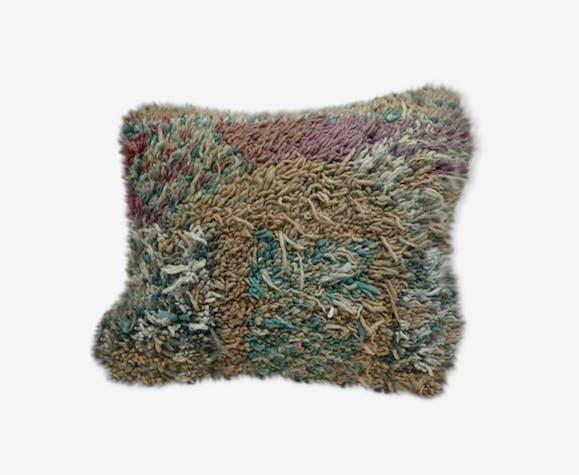 Vintage Moroccan Pillow, 44 x 54 cm