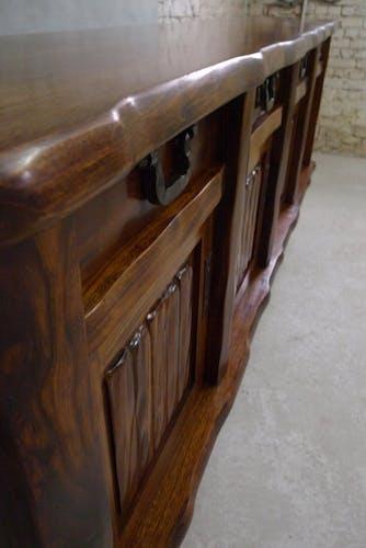 Sideboard in elm