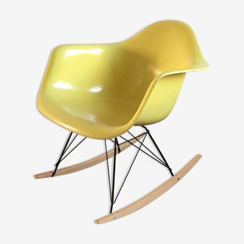 Rocking chair RAR by Charles & Ray Eames for Zenith 1955