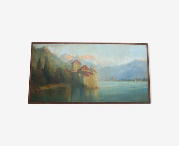 Canvas panoramic