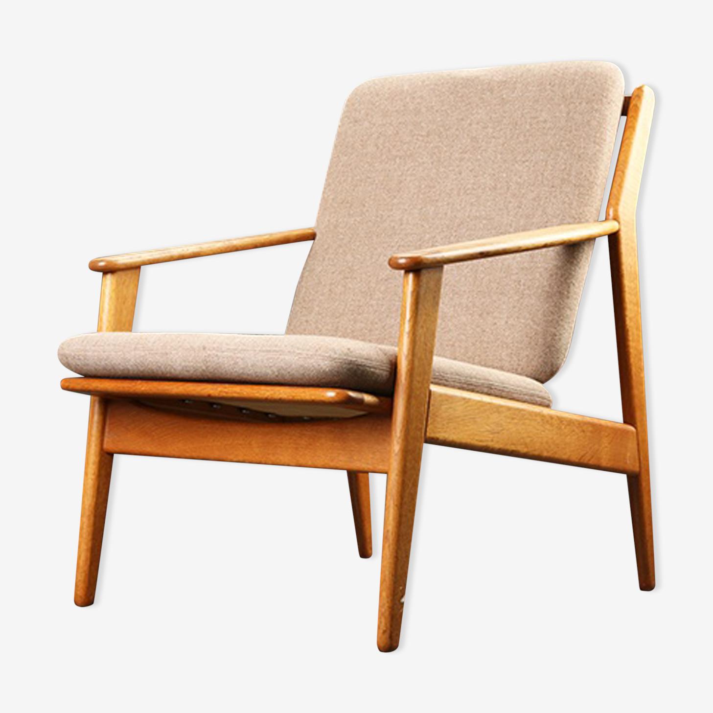 Chair teak model J55