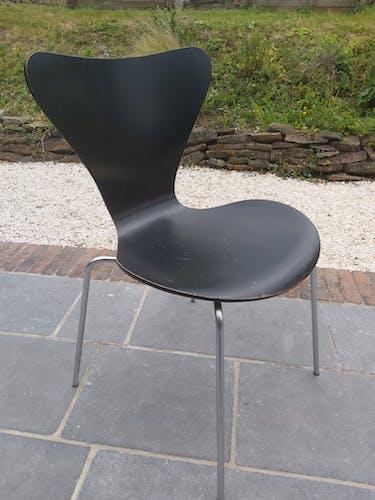 Chaise Série 7, Arne Jacobsen, pour Fritz Hansen, 1969