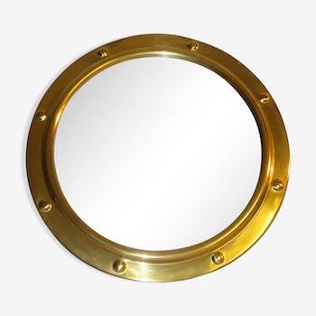 Miroir soleil sorci re bomb convexe 50x50cm plastique for Miroir bombe rond