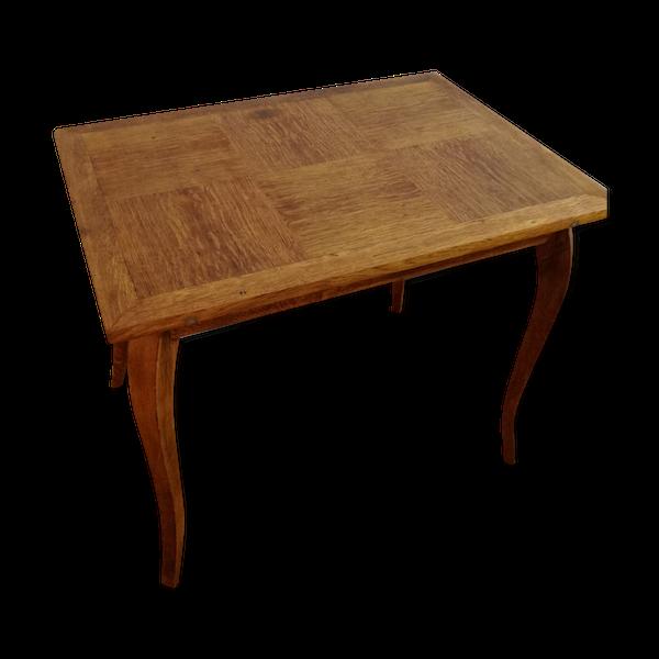 Table vintage de bistrot
