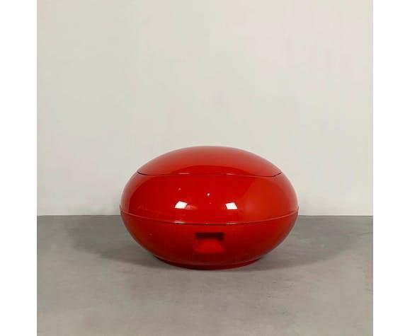 Fauteuil Garden Egg par Peter Ghyczy pour VEB Synthese, 1970