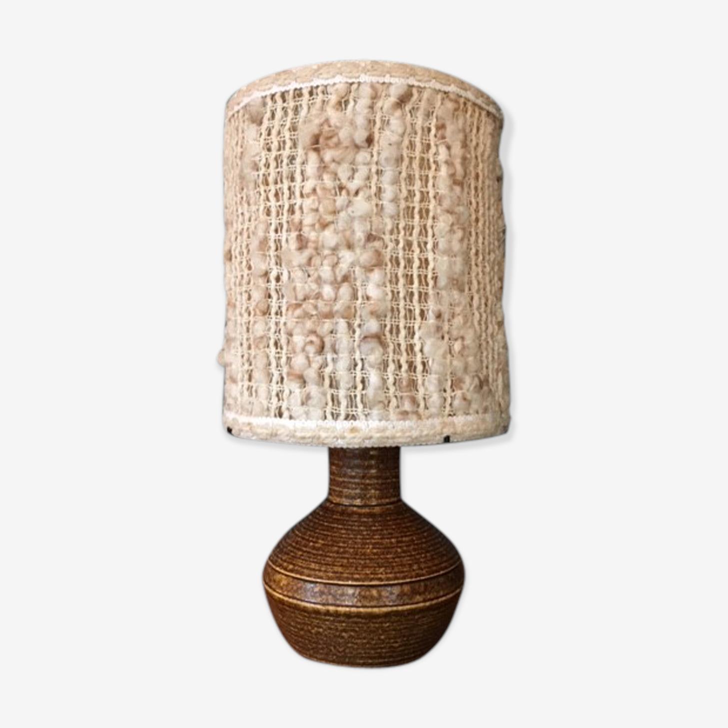 Lampe céramique Accolay