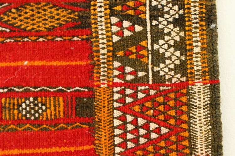 Carpet Moroccan kilim - 150 x 105 cm