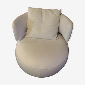 2 Roche Bobois swivel chairs