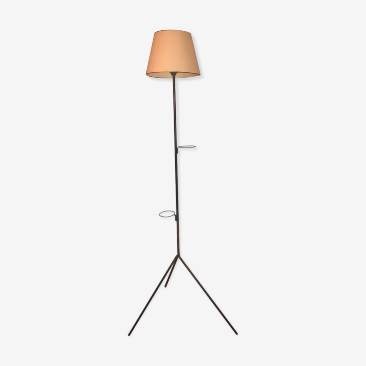Lampe porte-plantes trépied