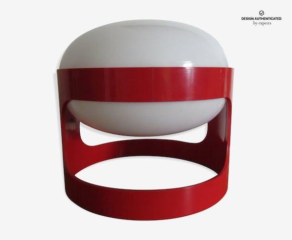Jl7rmep Lamp Joe Colombo Design Kd27 Red Plastic By E2IWD9H