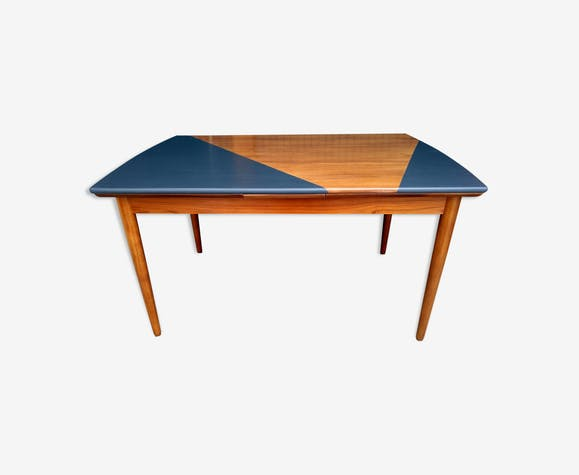 Table extensible scandinave Samcom rénovée graphique