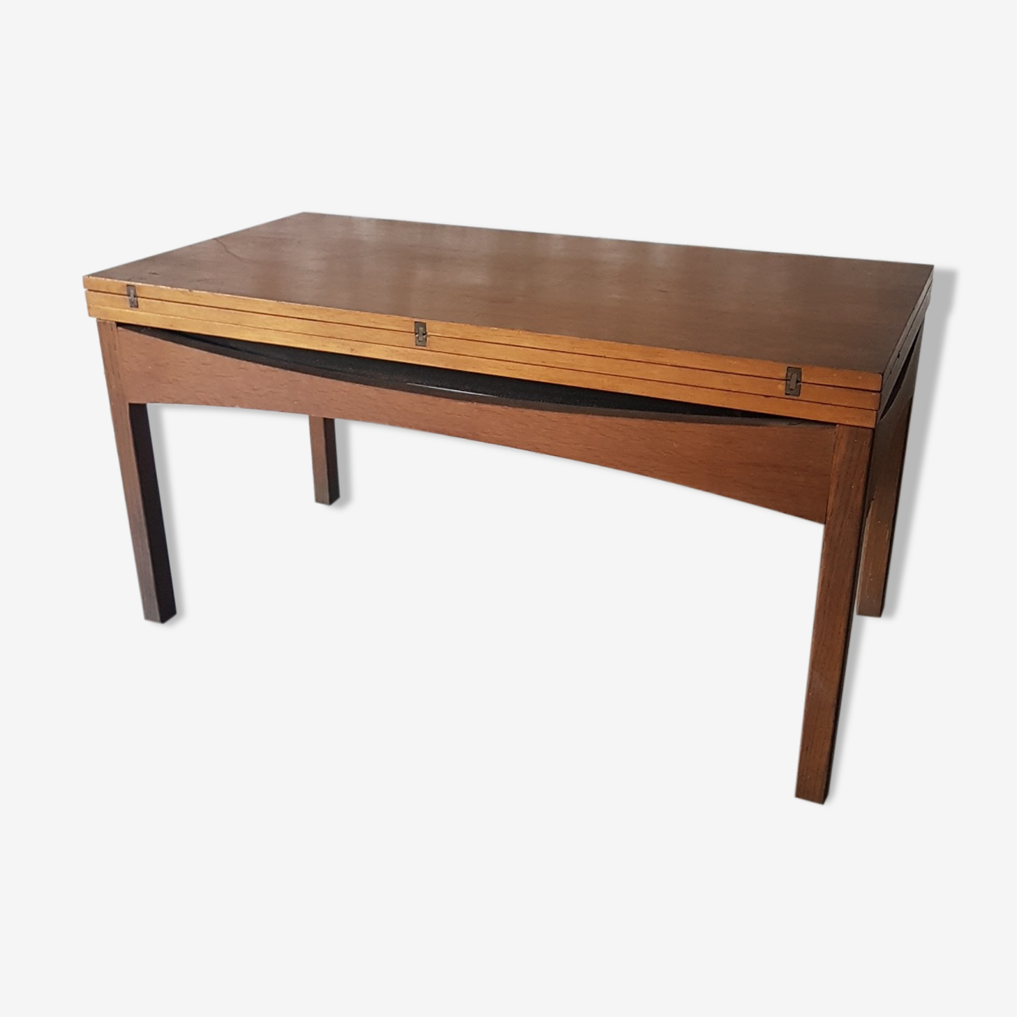 Albert Ducrot vintage system coffee table
