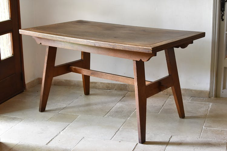 "Table reconstruction ""sinistrés""René Gabriel  Ca. 1950"