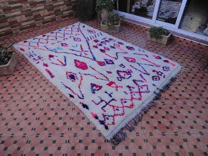 Azilal carpet 261 x 156 cm