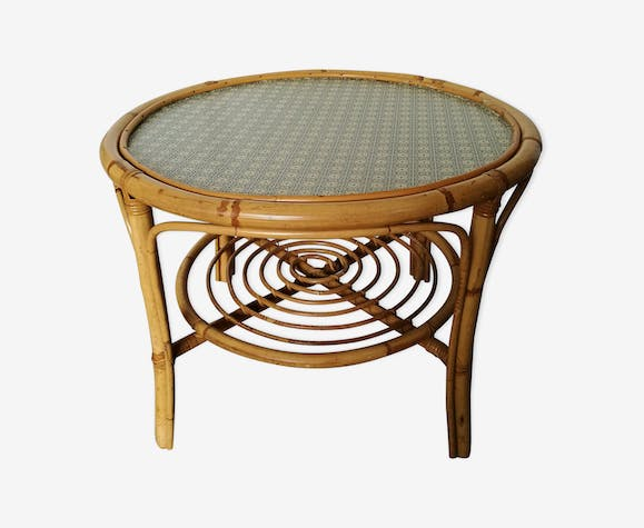 Table 2 low levels rattan