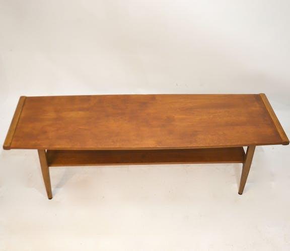 Table basse scandinave