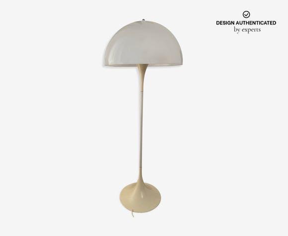 Panthella lamppost by Verner Panton