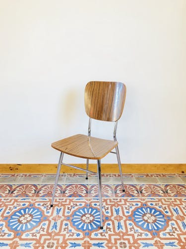 Formica chair 1960
