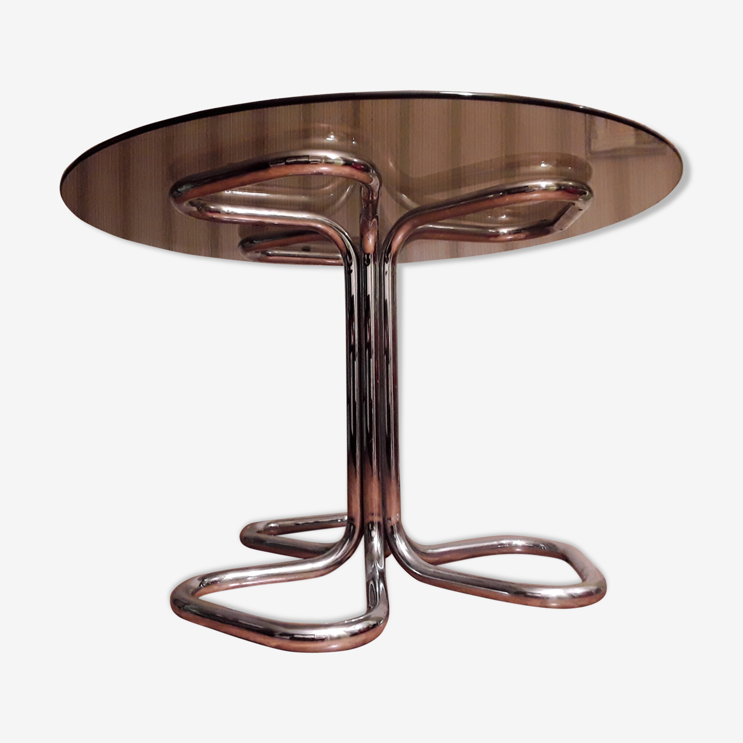 Glass 1970' table