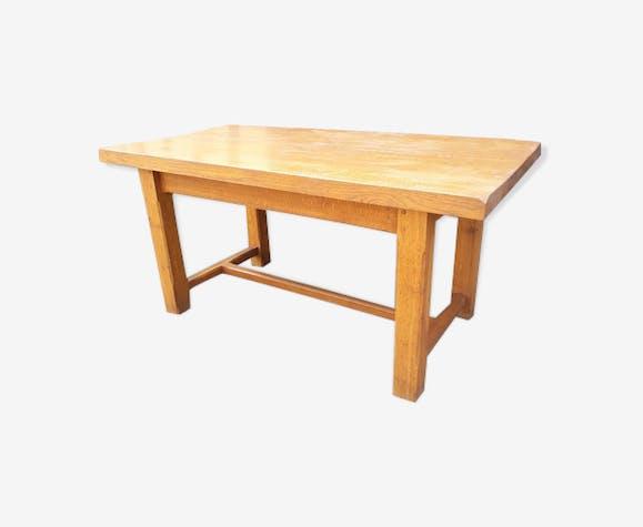 Table de ferme ancienne en chene