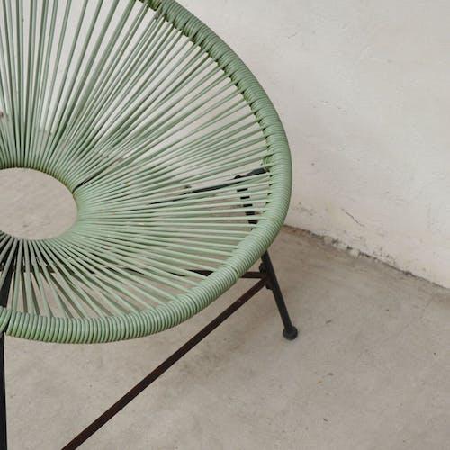 Paire de fauteuils Acapulco, 1960
