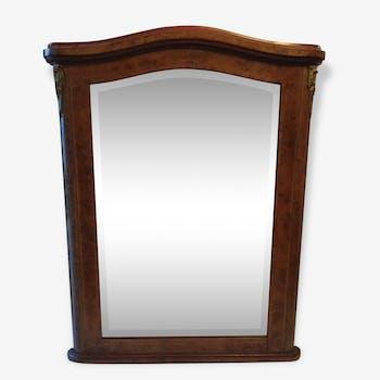 Old mirror 86x108cm