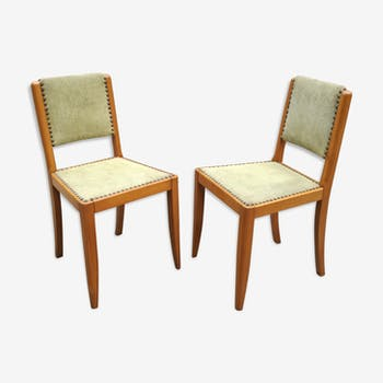 French chairs  1950