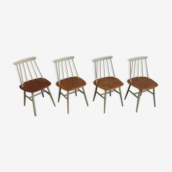 Set de 4 chaises Fanett  de Edsby