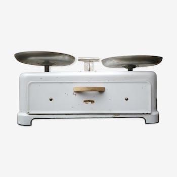 balance ancienne vintage d 39 occasion. Black Bedroom Furniture Sets. Home Design Ideas