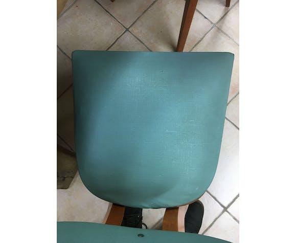 Série de 6 chaises année 50/60
