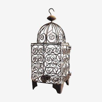 Cage à oiseaux XIXeme siècle