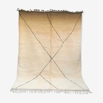 Berber carpet beni ouarain 2×3m