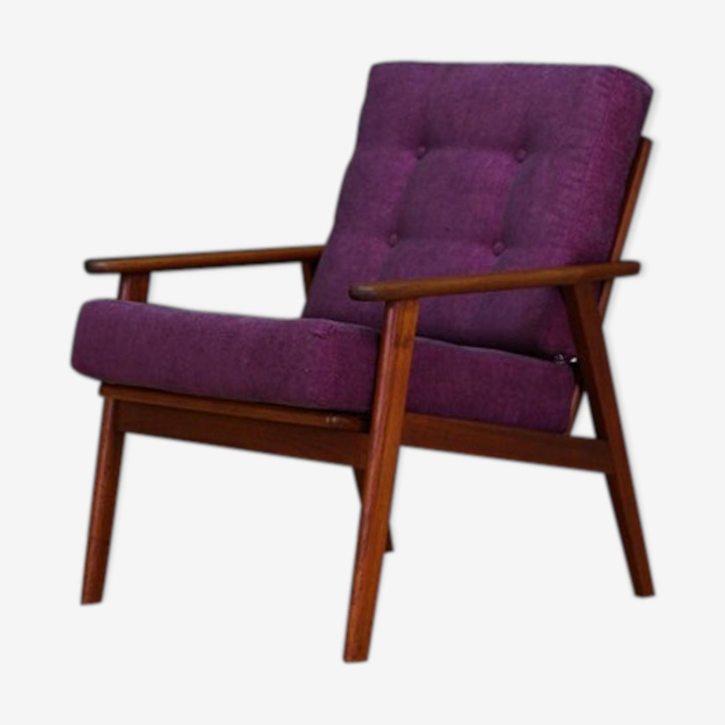 Fauteuil design danois original classique